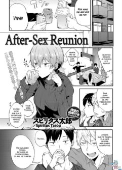 After-Sex Reunion