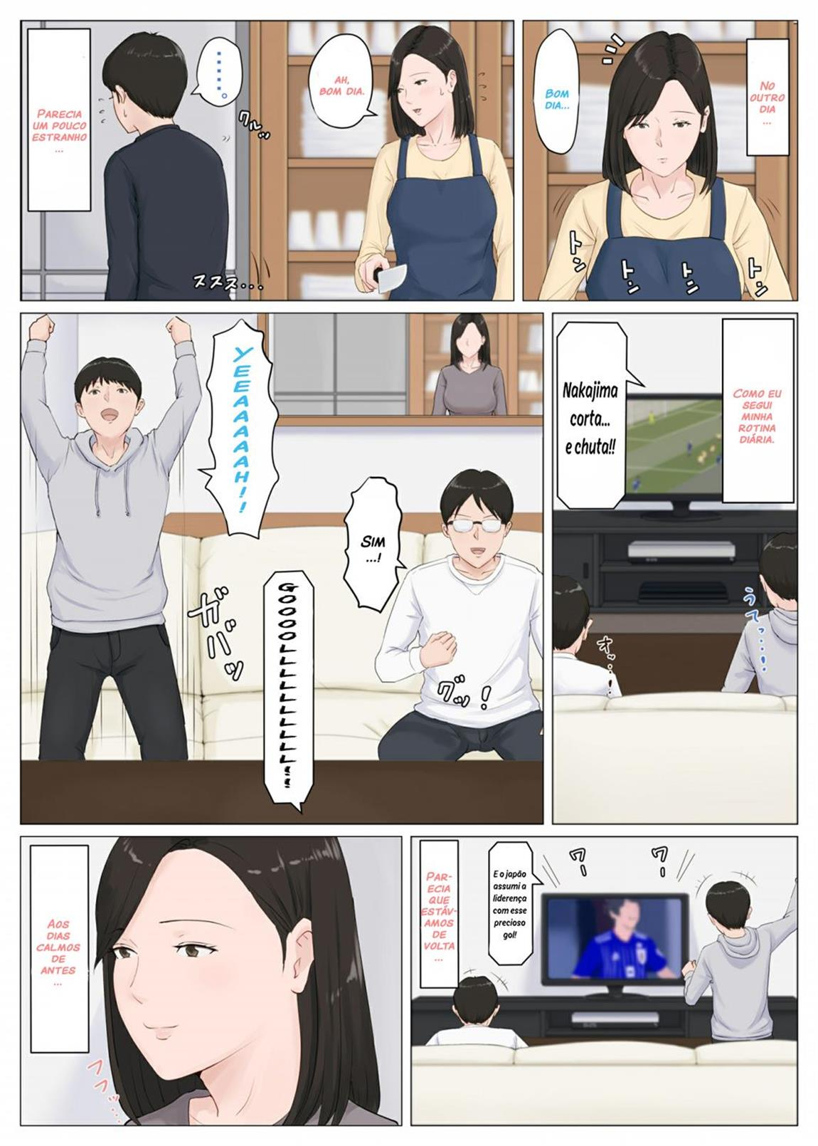 Mother, It Has to Be You ~Conclusion Part 1~