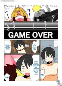 Game Over 〜Red Skin Ogre Girl Edition〜 - Foto 2