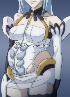 KOS-MOS was done in