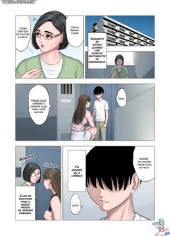 Neighbor Adultery ~ A Warped Relationship Between Housewife and Schoolboy ~ - Foto 6