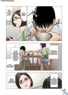 Neighbor Adultery ~ A Warped Relationship Between Housewife and Schoolboy ~ - Foto 9
