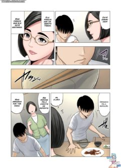 Neighbor Adultery ~ A Warped Relationship Between Housewife and Schoolboy ~ - Foto 10